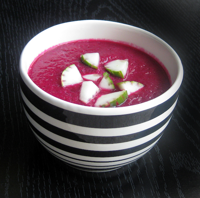 Cooking with Corey: Recipe #305: Beet & Fennel Soup ...