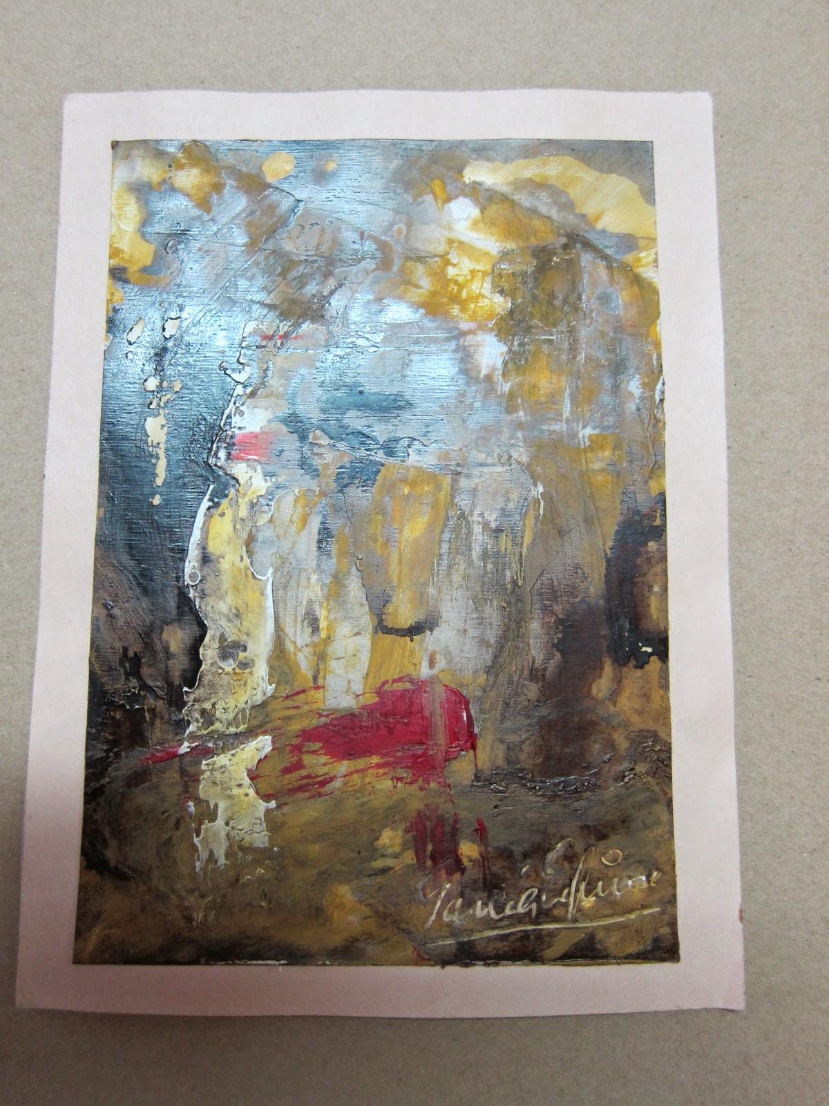 Galeria arte cuadros oleos cuadros abstractos for Imagenes de cuadros abstractos texturados