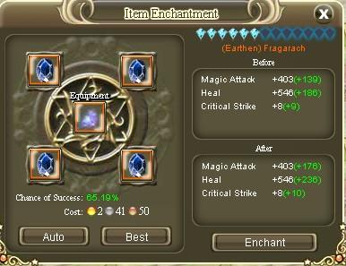 Crystal Saga Comprehensive Guide: Celestial Fragarach Weapon