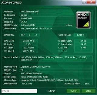 AIDA64 2.70 With Keygen