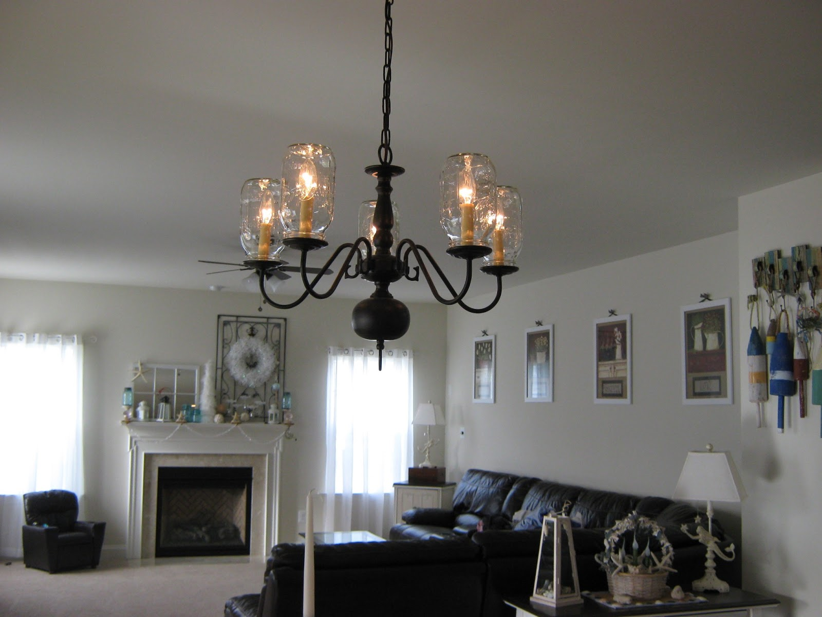 Pottery Barn Chandelier at Home and Interior Design Ideas
