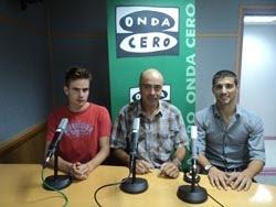 Abert Moreno / Albert Parreño - Triatletas (En catalán) - 5 Noviembre 2011