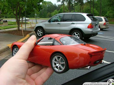 Great Examples Of Forced Perspective
