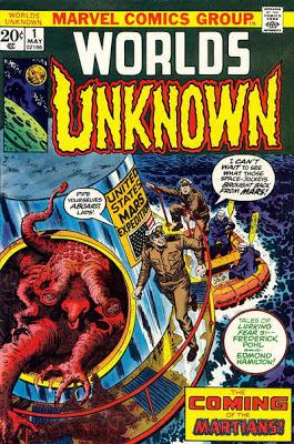 Marvel Comics, Worlds Unknown #1