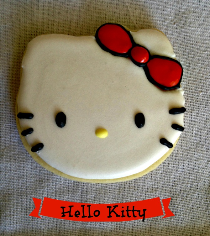 The Holland House: Hello Kitty Cookie