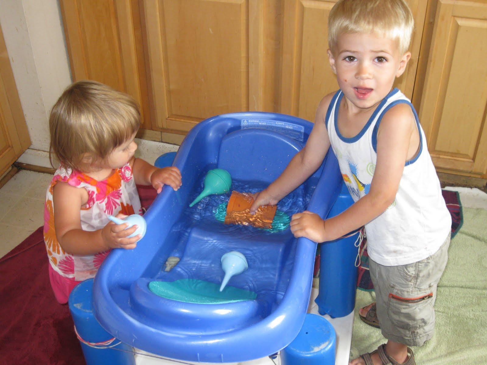 Indoor Water Play