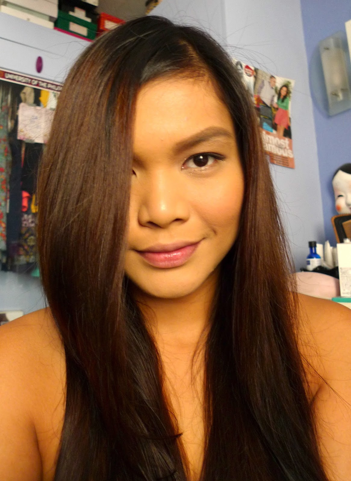 Review Syoss Hair Color Permanent Coloration In Medium Brown The