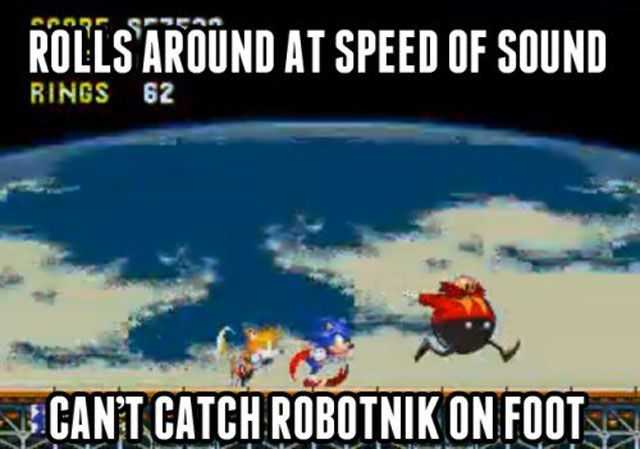 The fails of video game logic amazing funny