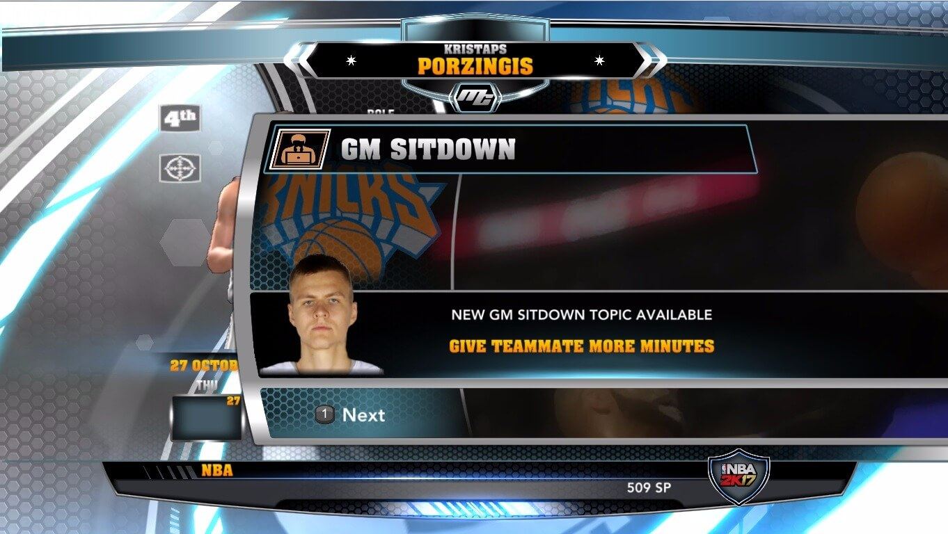 NBA 2k14 MyCareer Mod : Kristaps Porzingis - hoopsvilla