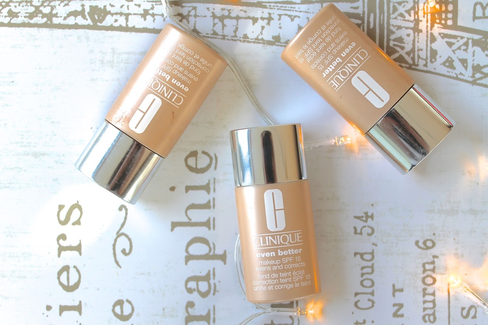 clinique even better foundation beauty