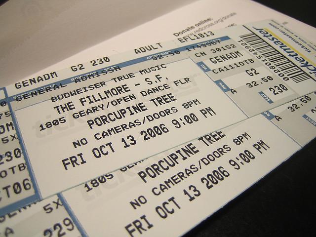 Cheap Concert Tickets