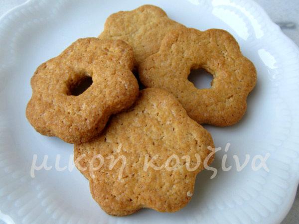 Τα μπισκότα της μαμάς-η νηστίσιμη εκδοχή