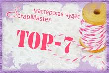 ТОП-7 в ScrapMaster