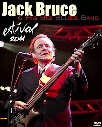 Jack Bruce & His Big Blues Band  Estival Jazz de Lugano [2011