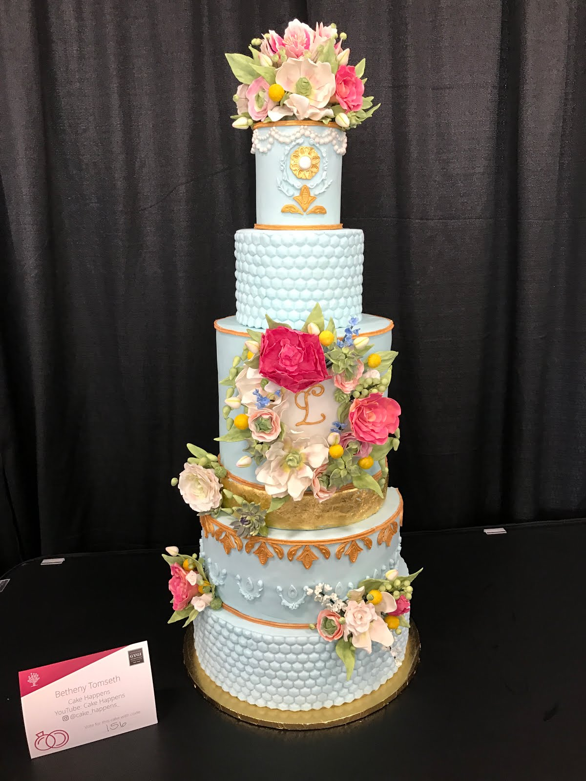 One Of The Bonuses From Attending The RootsTech 2017 Conference In Salt  Lake City, Utah Was The Chance To See The Cake Baking Competition.