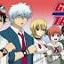 TV Tokyo confirma retorno do anime Gintama em outubro
