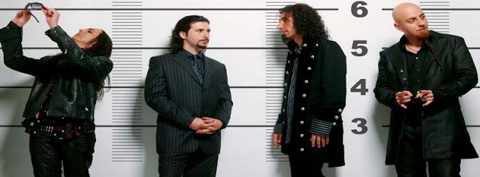 System of a Down, imagen facebook, portada de biografia