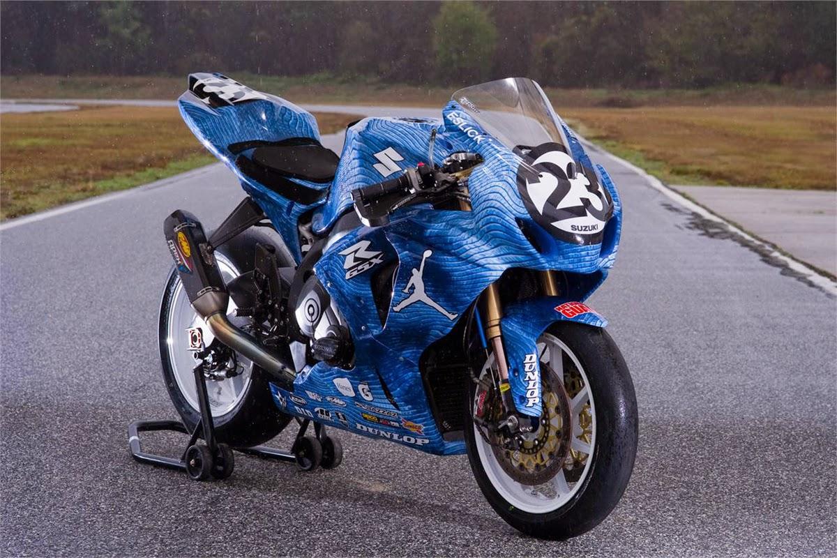 Foto Modifikasi Motor Suzuki GSX-R1000 Tahun 2001