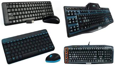 Harga Keyboard Komputer Logitech Terbaru