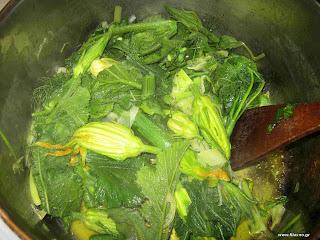μαγειρική με κολοκύθια