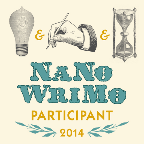 NaNoWriMo is on!