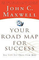 Your Road Map for Success John C. Maxwell cover