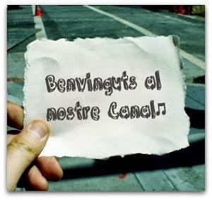 BENVINGUTS/DES