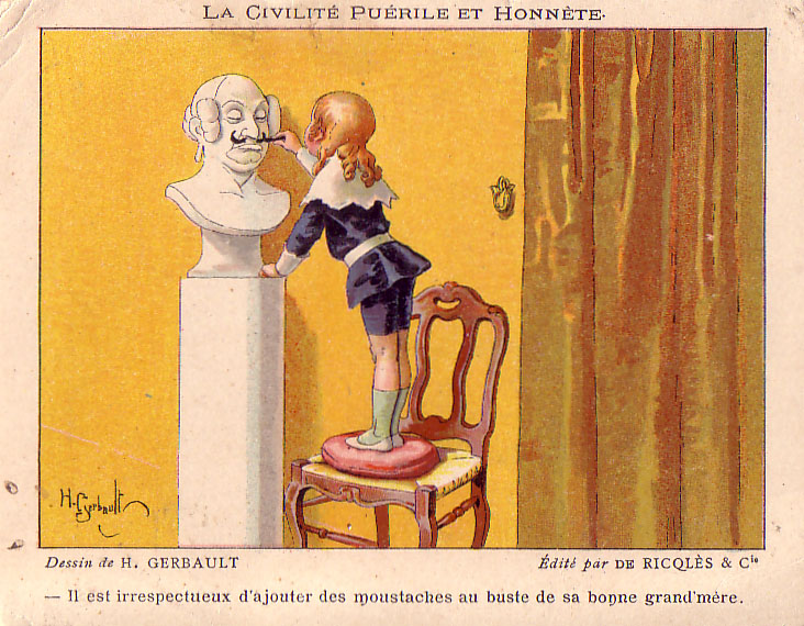 Henri Gerbault illustration
