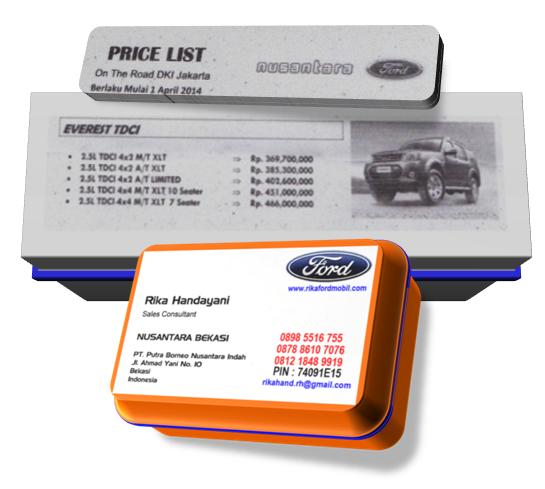 Daftar Harga dan Paket Kredit Ford Everest Terbaru