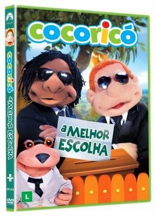 Download Cocoricó A Melhor Escolha DVDRip XviD Dublado imagem