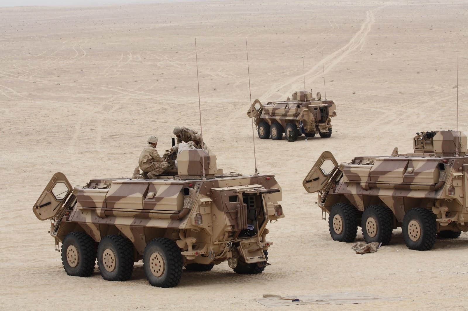 الكويت تتزوّد بمركبات استطلاع حديثة من شركة رينميتال الألمانية  NBC+FOX+%281%29