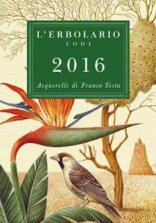 Calendario agenda 2016 l'erbolario