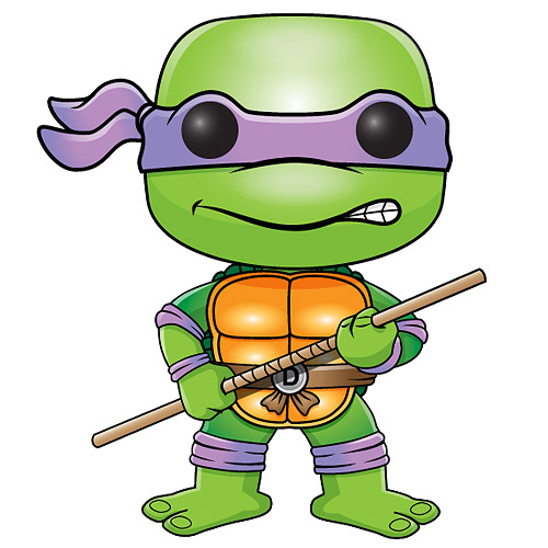 Donatello Tmnt Clipart