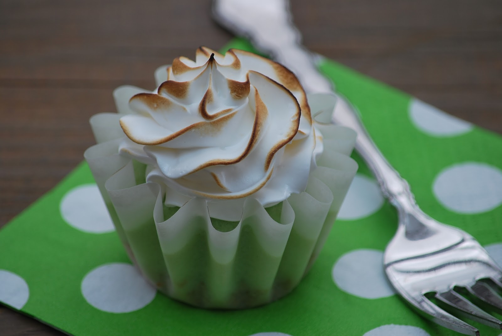 My story in recipes: Key Lime Pie Cupcakes