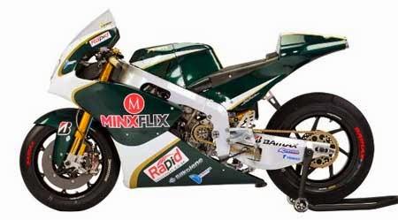 gambar motor GP Paul Bird Motorsport
