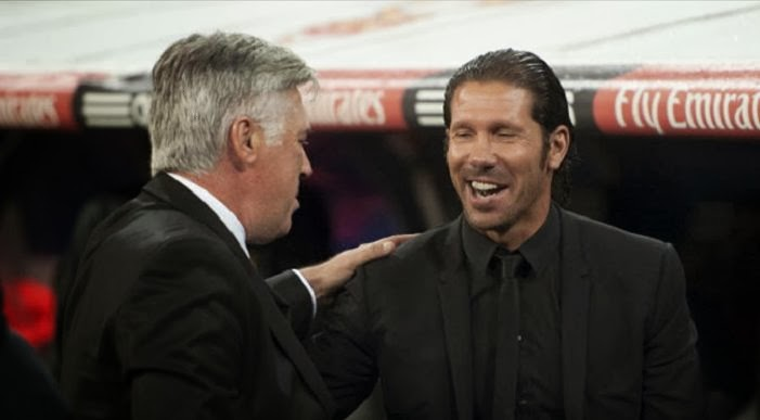 Best record of Atletico Madrid in 110 Years