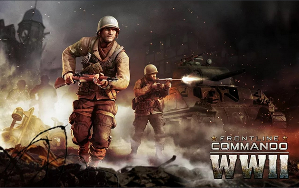 Frontline Commando:WW2