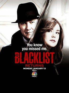 Torrent The Blacklist 3° Temporada Torrent (2015) HDTV   720p Legendado Adicionados EPISÓDIOS 11 e 12