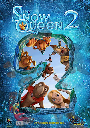 Poster Of The Snow Queen 2 2014 In Hindi Bluray 720P Free Download