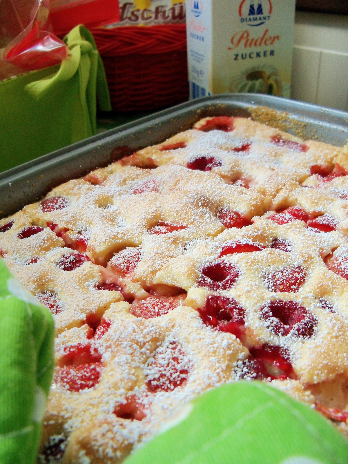Berlin Cake Recipe