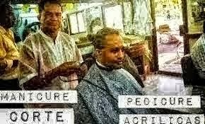 Peluquería bisex Teo Ávila