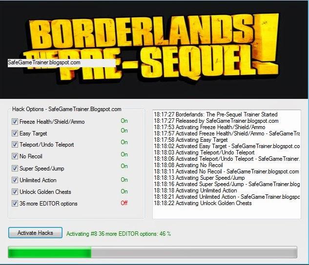 borderlands the pre sequel freeze