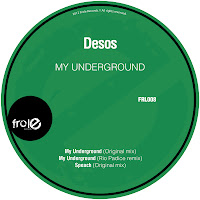Desos My Underground Frole Records