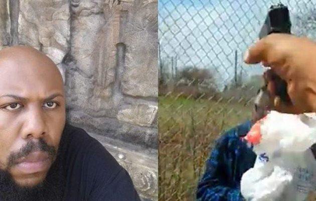 Ανθρωποκυνηγητό για  κτήνος που σκότωσε ηλικιωμένο σε ζωντανή μετάδοση στο Facebook (βίντεο)