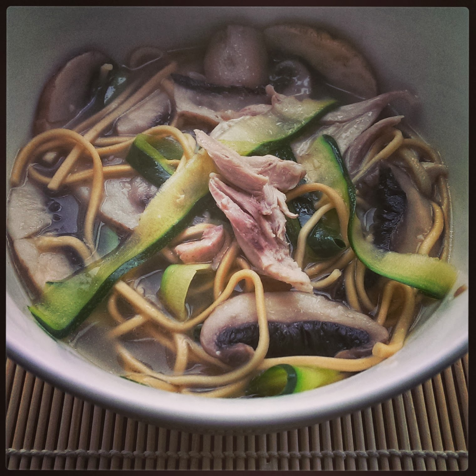 Exploits of a food nut chicken mushroom and noodle broth a a new year means a new month and with a new month comes many blogger challenges i have my eye on two this month tea time treats and of course the usual forumfinder Image collections