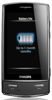 Philips Xenium series Mobile Phones