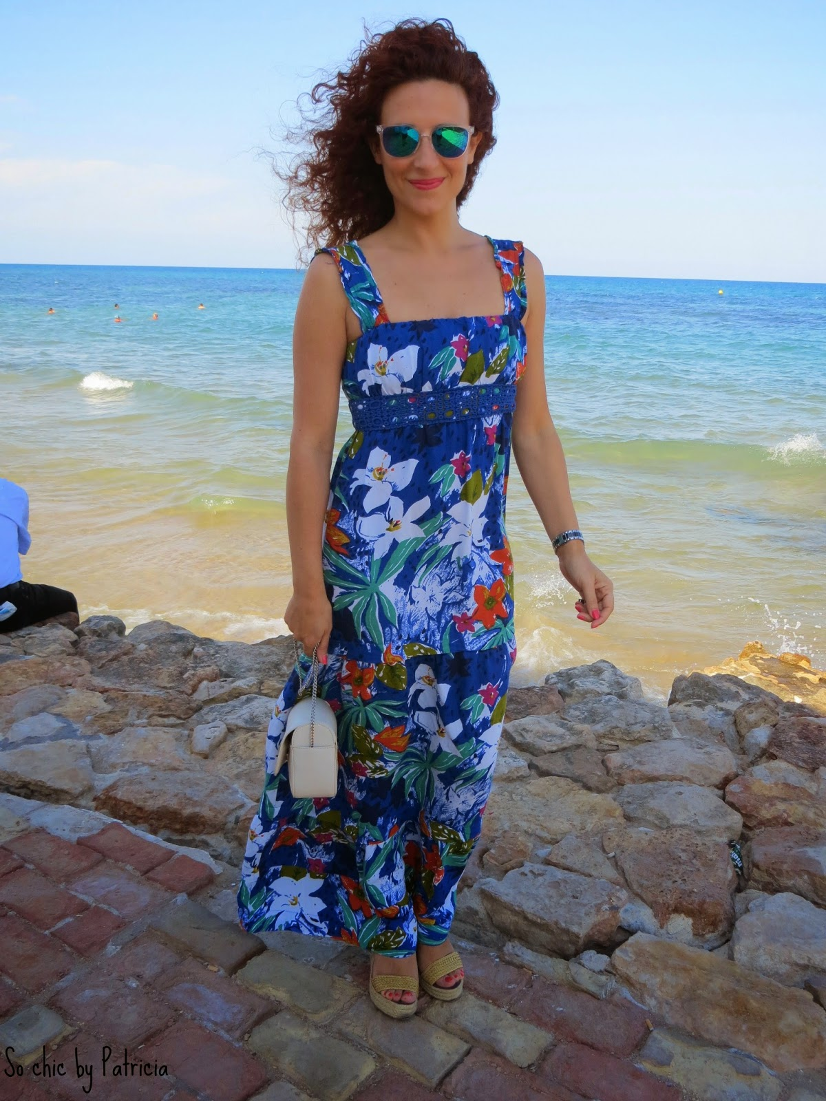 So chic by Patricia_Flower long dress