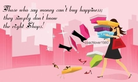 Quotes by shopaholics