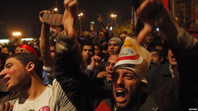 صور لاحداث مصر M54