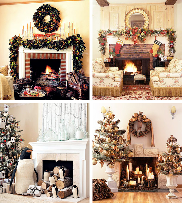 Christmas Decorating Ideas Pictures